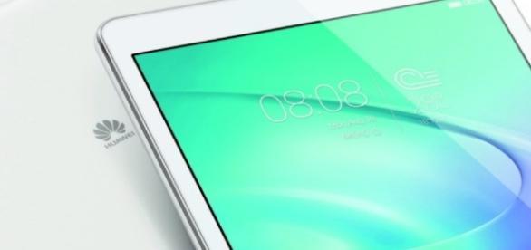 Huawei MediaPad T3 screen grab