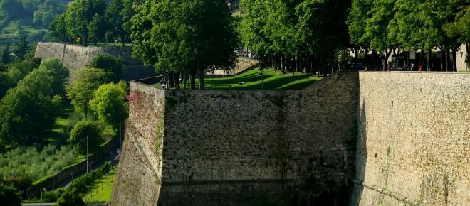 Le mura venete di Bergamo iscritte nei siti dell'UNESCO