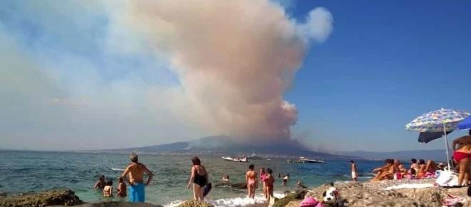 Napoli, un risveglio traumatico