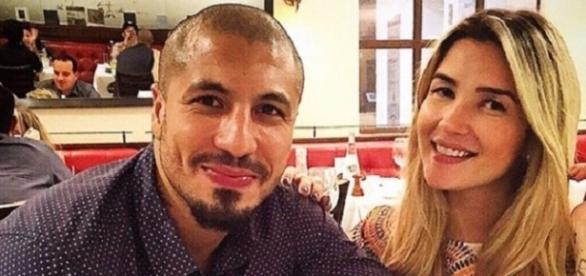 Aline e Fernando: casal formado no BBB15
