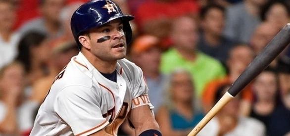 Altuve es una de las estrellas de MLB