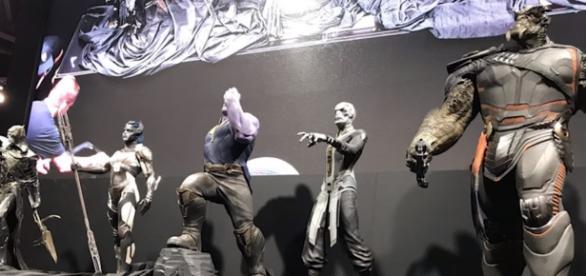 'Avengers: Infinity War' Spoilers: The Black Order, War ...