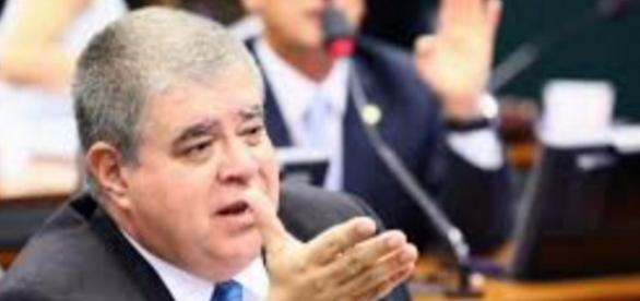 Carlos Marun, peemedebista aliado de Temer. ( Foto: Reprodução)