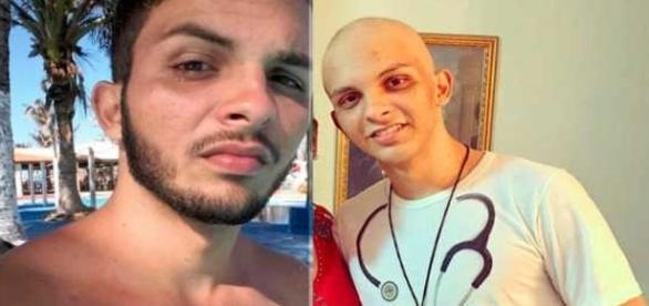 Gerardo Filho acabou descobrindo a doença por engano (Foto: Reprodução: Redes Sociais)
