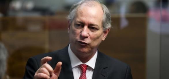 Ex-governador Ciro Gomes se manifestou em rede social a respeito da condenação do ex-presidente Lula