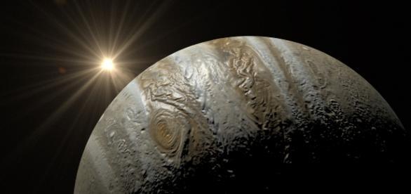 NASA Spacecraft Captures Images Of Jupiters Biggest Storm The - Nasas juno spacecraft has captured incredible images of jupiters surface