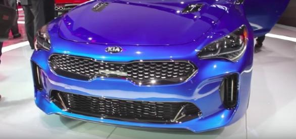 2018 Kia Stinger GT Close-Up Look and Thoughts! Matt Maran Motoring/Youtube