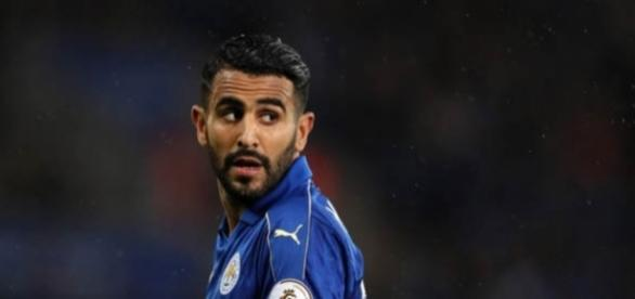 AC Milan joins Arsenal to sign Mahrez (Image Credit: ION/YouTube screencap)