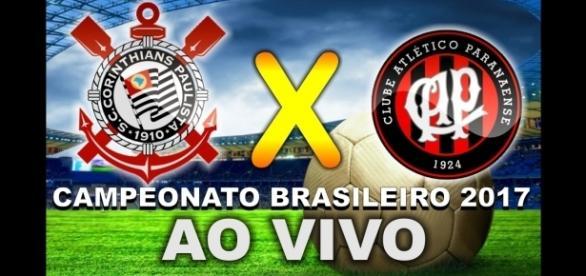 Assista Corinthians e Atlético-PR ao vivo, pela TV ou internet. ( Imagem: Google)
