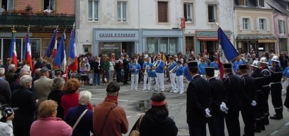 Bastille Day celebrations (credit: Dominique Bocchi – wikimediacommons)