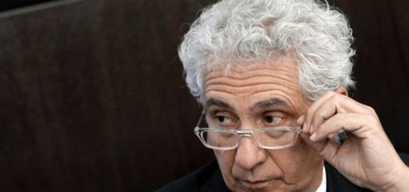 Corradino Mineo (Sinistra Italiana) parla a BN del futuro della sinistra e del PD (Foto: Blogsicilia.it)