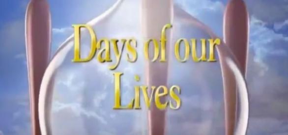 Days of Our Lives tv show logo image via a Youtube screenshot