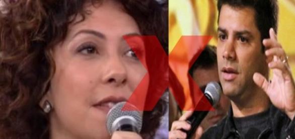 Fabíola Nascimento dá bronca em Lair Rennó: 'Se Liga' - Google