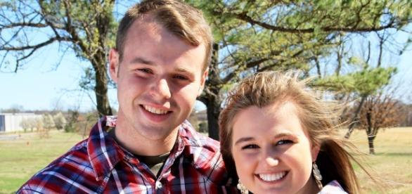 Joseph Duggar and Kendra Caldwell from social network