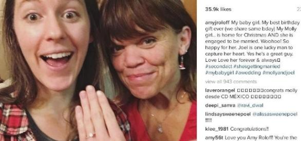 Keeping up with the Roloff family: Molly Roloff Engaged [Image source: Youtube Screen grab]