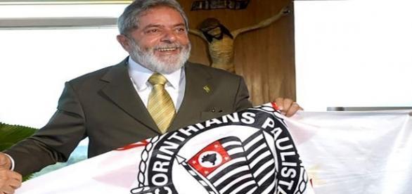 Lula diz que Corinthians é mais importante que sua condenação. ( Foto: Google)