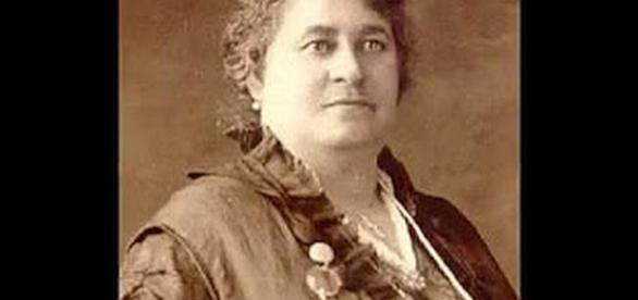 Maggie Walker, founder of bank in Richmond, VA [Image: YouTube screenshot]