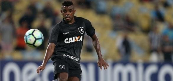 Marcos Vinicius jogando pelo Botafogo. ( Foto: Google)