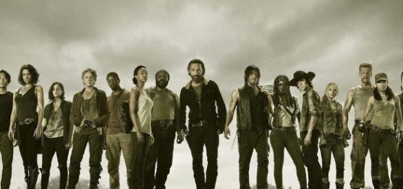 Morre dublê de ator de The Walking Dead durante gravação. ( Foto: Reprodução)