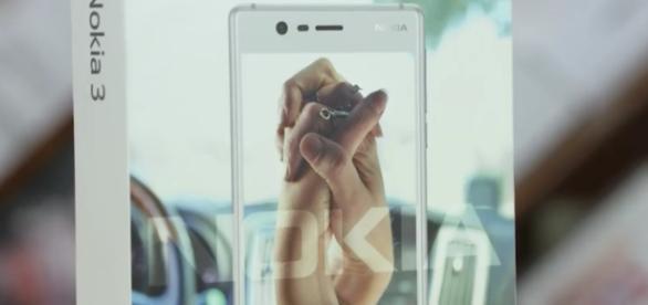 Nokia 3- Image credit C4ETech/Youtube