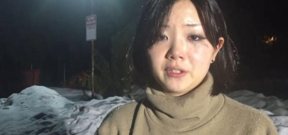 Dyne Suh was denied accommodation because she was Asian. [Photo via YouTube/Hashtag Re-Hash]