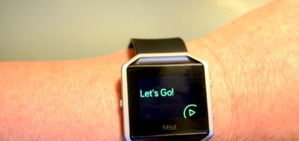 The Fitbit Blaze's Most Important Feature LiveFitnessHub/Youtube