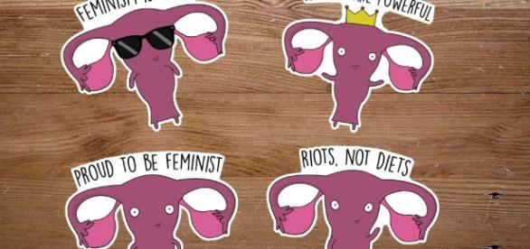 Feminist sticker | Etsy - etsy.com
