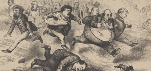 Graft and Greed: Boss Tweed and the Glory Days of Tammany Hall ... - boweryboyshistory.com