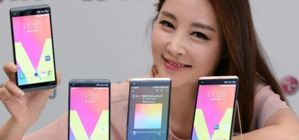 LG V30 could launch on August 31 / Photo via LG Electronics