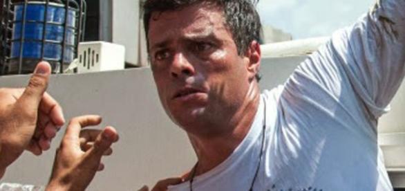 Líder oposicionista da Venezuela, Leopoldo López, fez um pedido comovente ao presidente Temer