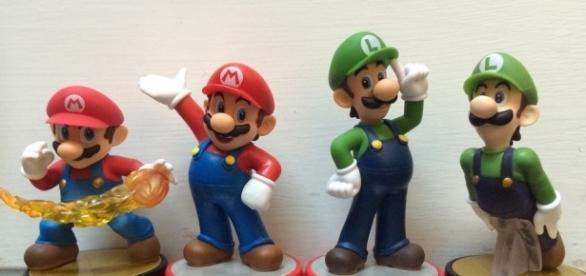 Mario Party VS Smash Bros amiibo Comparison   I got these tw…   Flickr - flickr.com