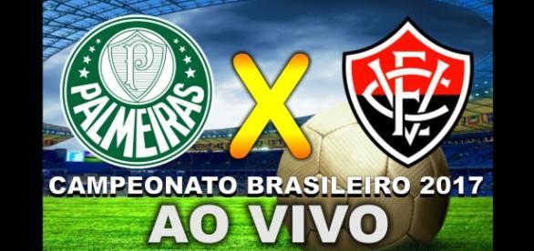 Palmeiras e Vitória jogam na manhã deste domingo (16) pelo Campeonato Brasileiro 2017