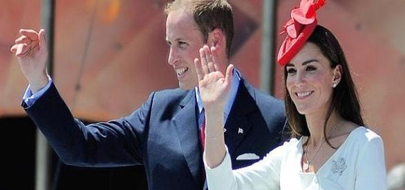 Prince William and Kate Middleton / Photo via Skeesix1000 , Wikimedia Commons
