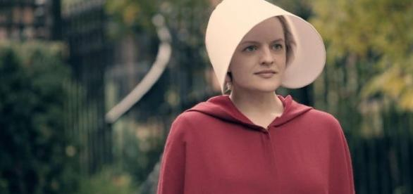 """The Handmaid's Tale"" has garnered several Emmy Award nominations. (SBS Australia/Twitter)"