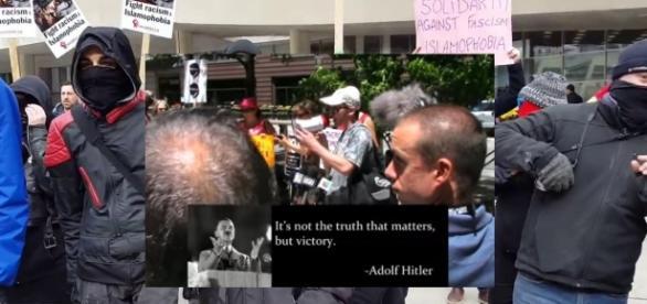 Youtuber americano cita frases criadas por Hitler em discurso (Via: ageofshitlords)