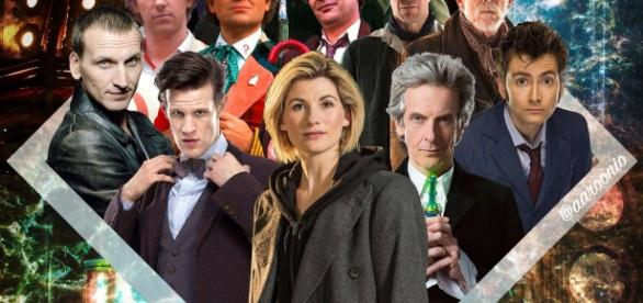 A plethora of Doctors: The latest one being Jodie Whittaker - Facebook