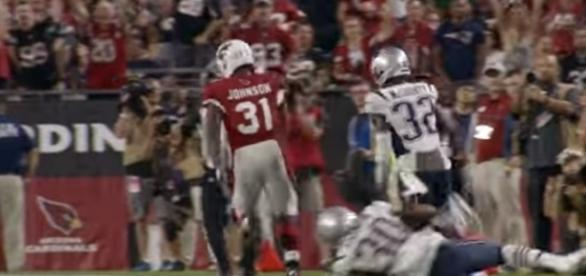 Arizona Cardinals rumors: David Johnson wants more touches - youtube screen capture / NFL