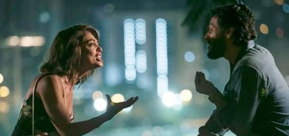 Bibi e Caio vão enfrentar vários momentos complicados. ( Foto: Reprodução)