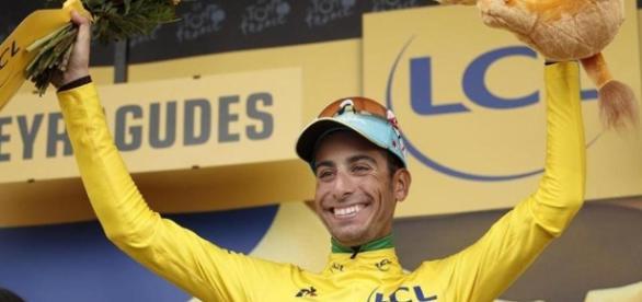 Fabio Aru protagonista al Tour de France