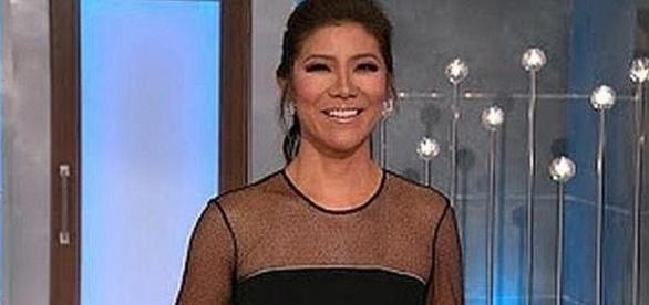 Julie Chen, host of 'Big Brother' [Image: Entertainment Tonight/YouTube screenshot]