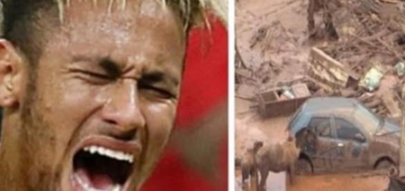 Neymar sairá da copa, diz vidente - Google