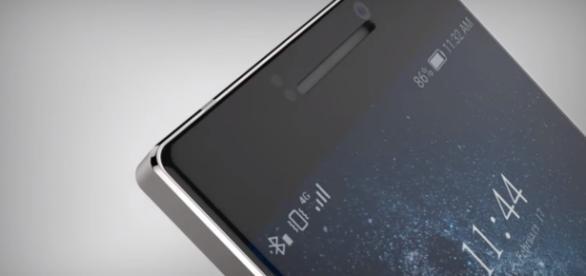 Nokia 8-Concept creator/ Youtube screenshot