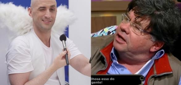 Paulo Gustavo é humilhado por atores do 'Casseta' - Google