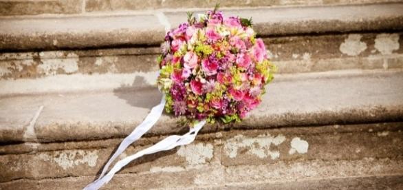 Photo wedding bouquet via Pixabay by Olessya / CC0