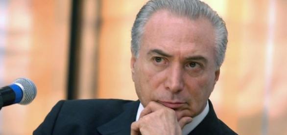 Presidente Michel Temer é acusado por corrupção passiva. ( Foto: Reprodução)