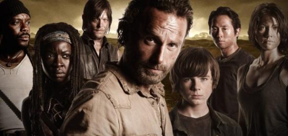 The Walking Dead: mais que uma série de zumbis, como uma familia também