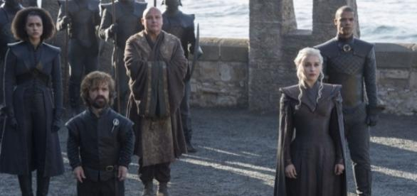 At long last, the last Targrayen returns home in premiere episode of 'Game of Thrones' season 7. / from 'DigitalSpy' - digitalspy.com