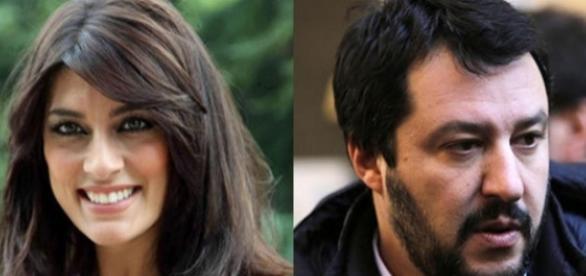E' crisi tra Elisa Isoardi e Matteo Salvini - huffingtonpost.it