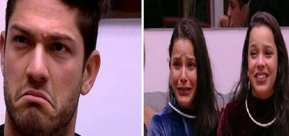 Emilly é barrada de evento por Felipe