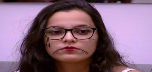 Emilly não foi convidada para festa de Luiz Felipe